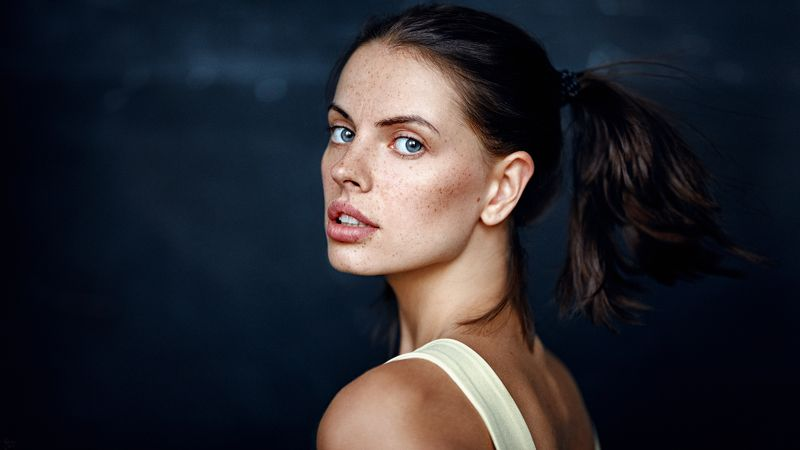 гламур, портрет, модель, арт, art, model, imwarrior, popular Аннаphoto preview