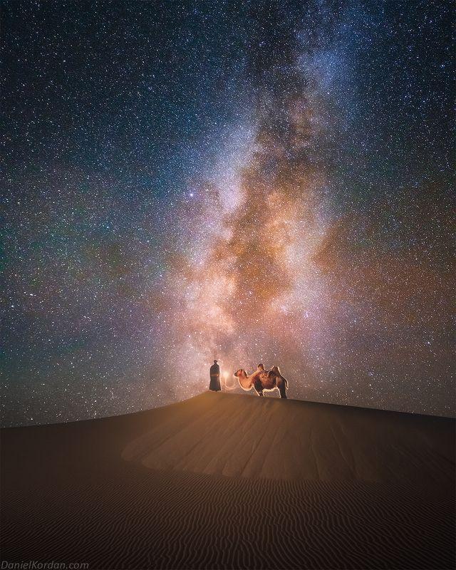 Монголия Звёзды Гобиphoto preview