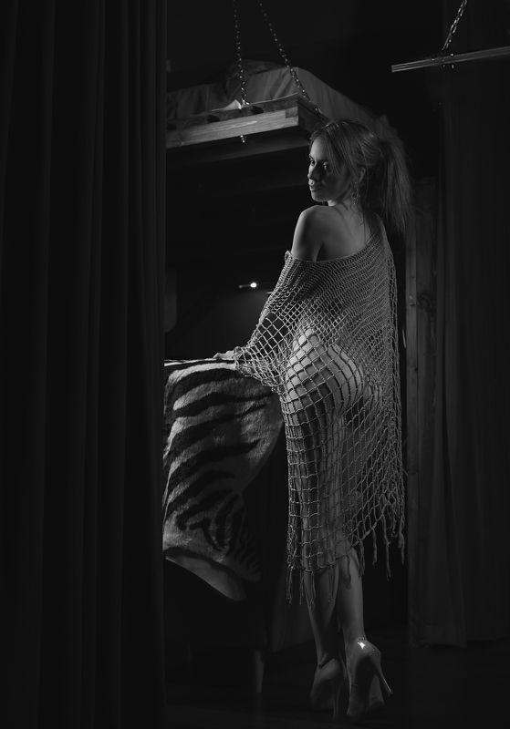 Платье в сеточку...photo preview