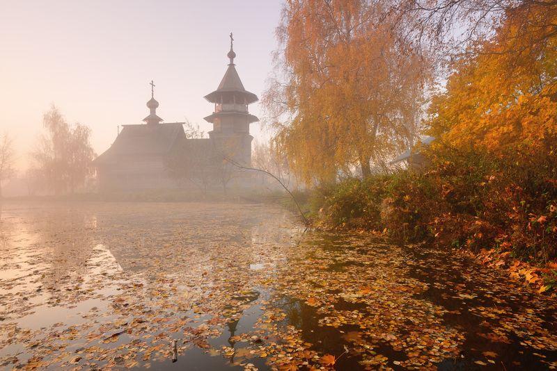 Так уходит осень...photo preview