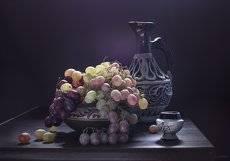 Виноградная палитра