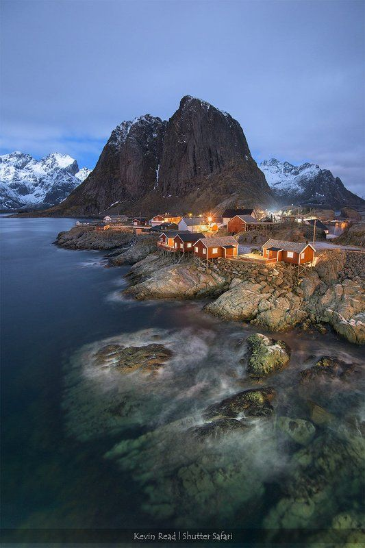 Hamnoy at Nightphoto preview