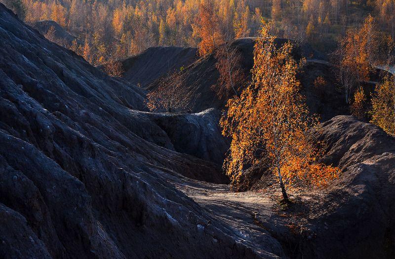 романцевские горы. деревня кондуки, тульская область ...photo preview
