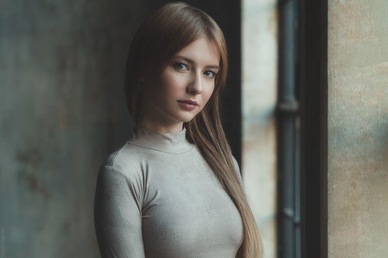 девушка, портрет, милая, cute, girl, portrait Alinaphoto preview