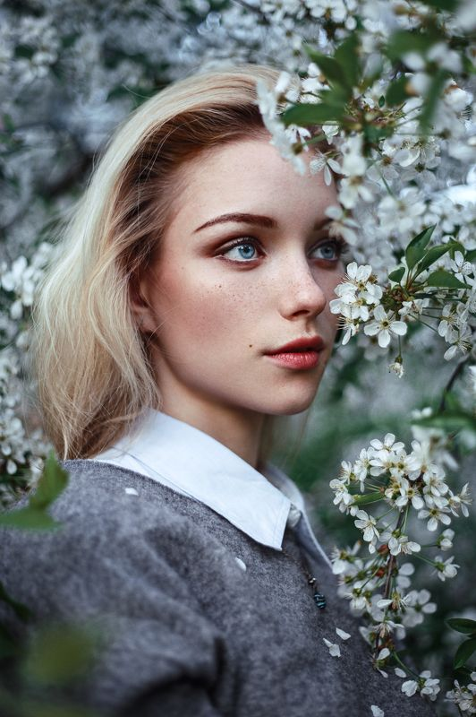 portrait, портрет, girl, outndoor, девушка, молодость, spring, retouch, ретушь, цвет, весна Tanyaphoto preview