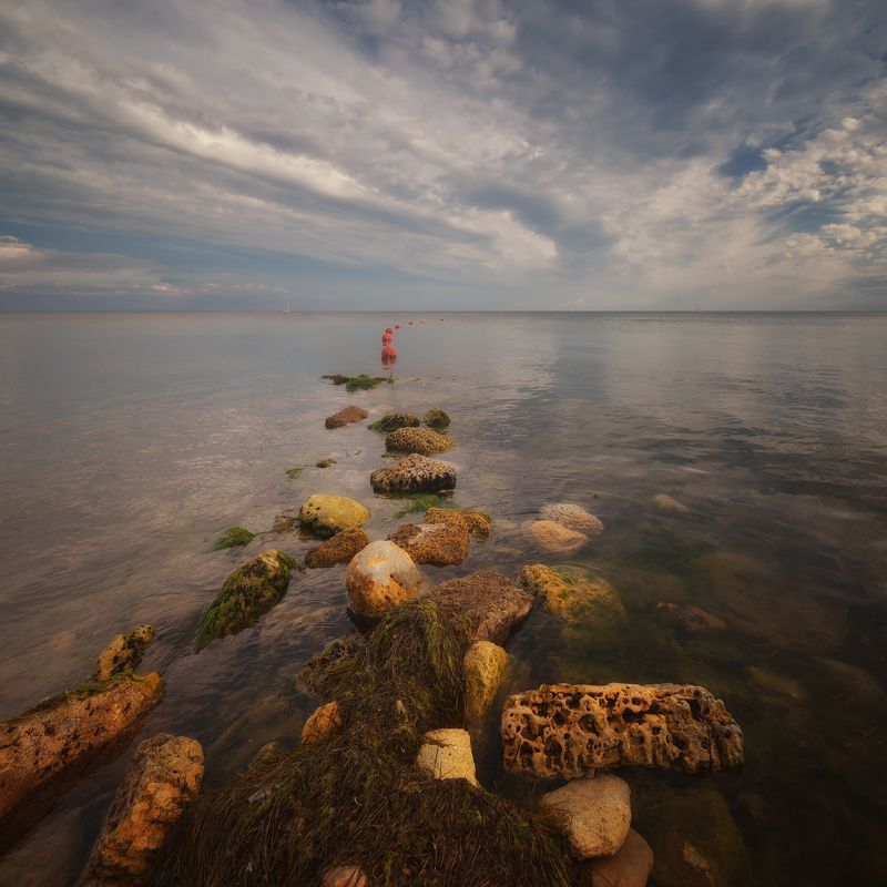 крым, черное море, природа, море, лето На берегу Крымаphoto preview