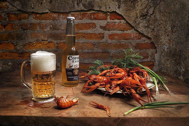 раки,пиво,лук,бутылка Донские ракиphoto preview
