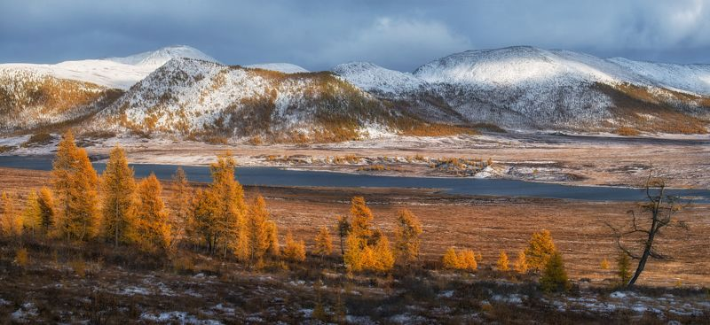 саяны, бурятия, ильчир Озеро Ильчир. Восточный Саян.photo preview