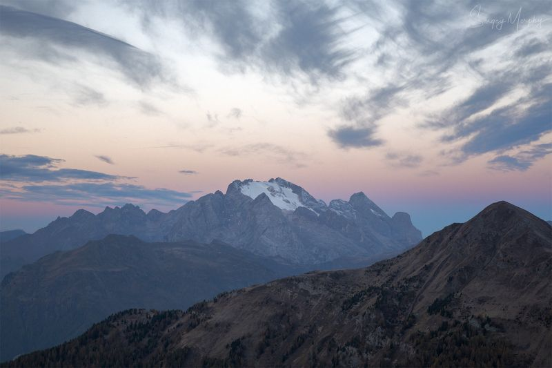 marmolada, glacier., dolomites Marmolada Glacier. Dolomitesphoto preview