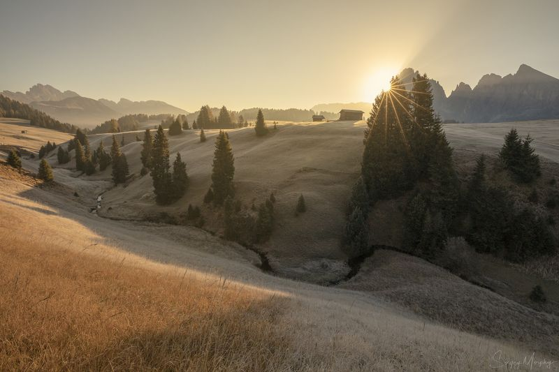 frozen morning dolomites Frozen morning in Dolomites.photo preview
