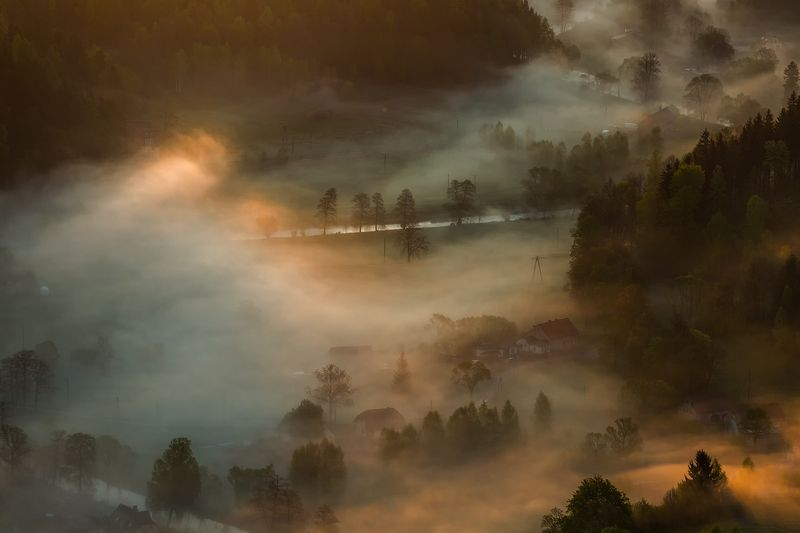 landscape,canon,mist,light,autumn Season of Mist IIIphoto preview