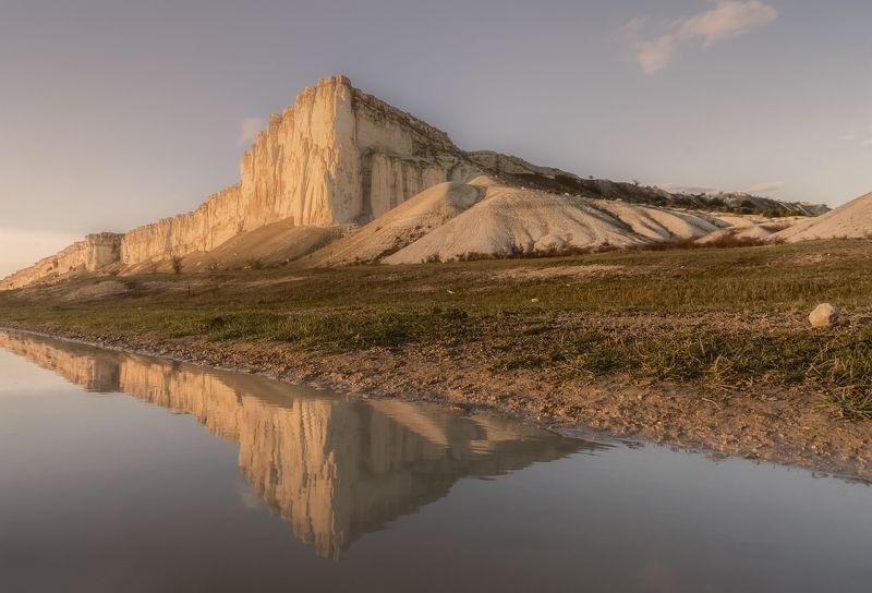 Закат у Белой скалы (Ак-Кая)photo preview