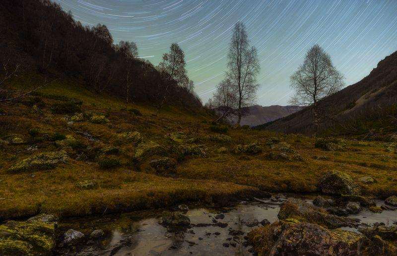 Ночь у ручьяphoto preview
