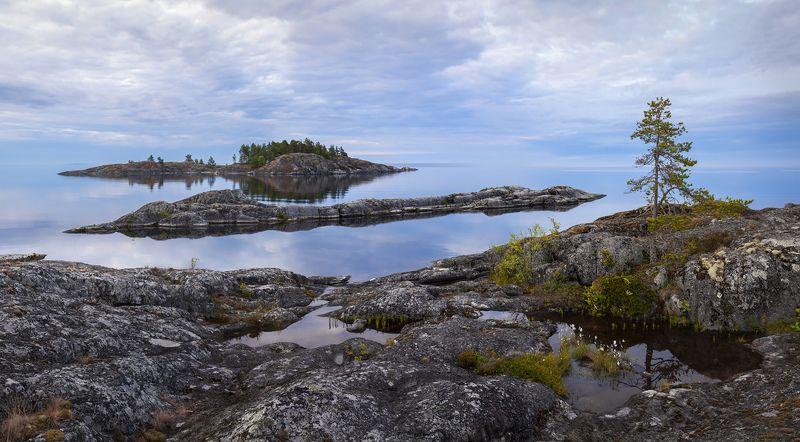 карелия, ладожское озеро, шхеры, фототур по ладоге, природа карелии \