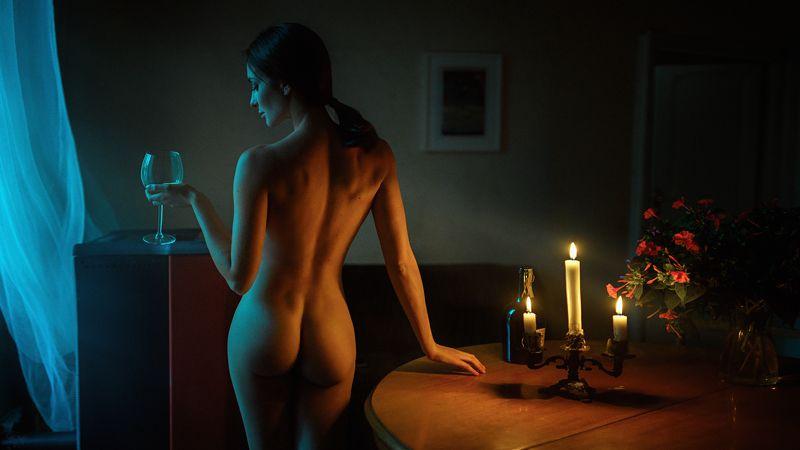 ню, портрет, арт, portrait, art, nude, model, imwarrior Натальяphoto preview