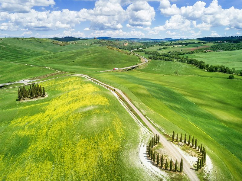 Весна в долине Валь д\'Орчаphoto preview