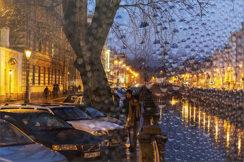 Санкт-Петербург, набережная канала Грибоедоваphoto preview