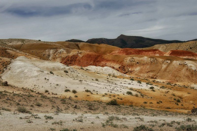 алтай. кызыл-чин. Прогулка по Марсу.photo preview