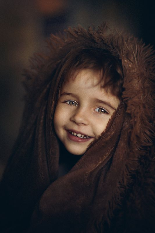 портрет детский портрет улыбка photo preview