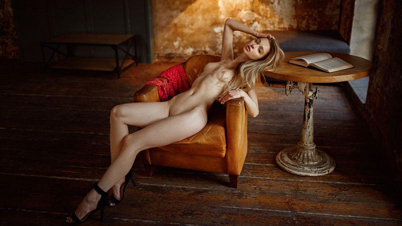 ню, портрет, арт, portrait, art, nude, model, imwarrior Аннаphoto preview