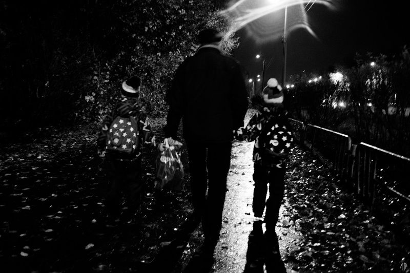 уличная фотография, streetphotography, ночь, Звезды на Землеphoto preview
