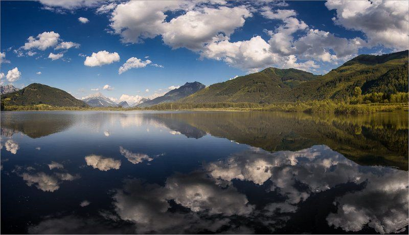 Wolkenspiegelungphoto preview