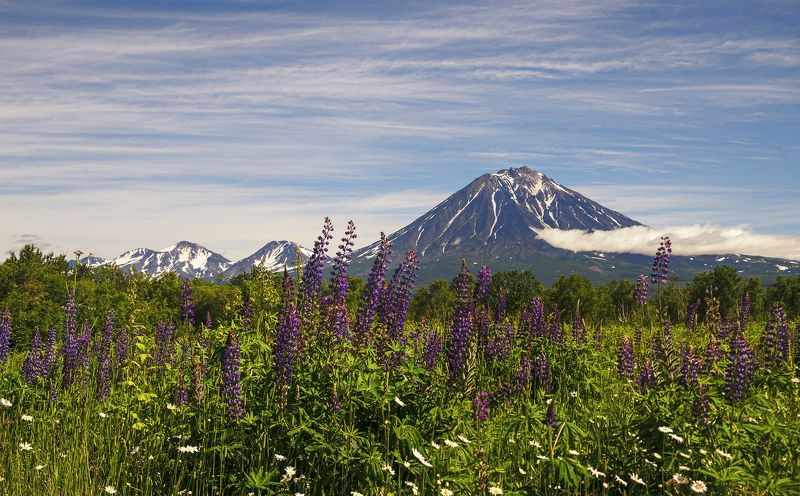 nevant60, пейзаж, красота, камчатка Вулкан Корякскийphoto preview
