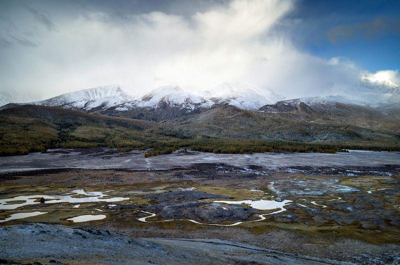 природа  алтай озеро  горы пейзаж путешествие осень ештыкель   джангысколь \