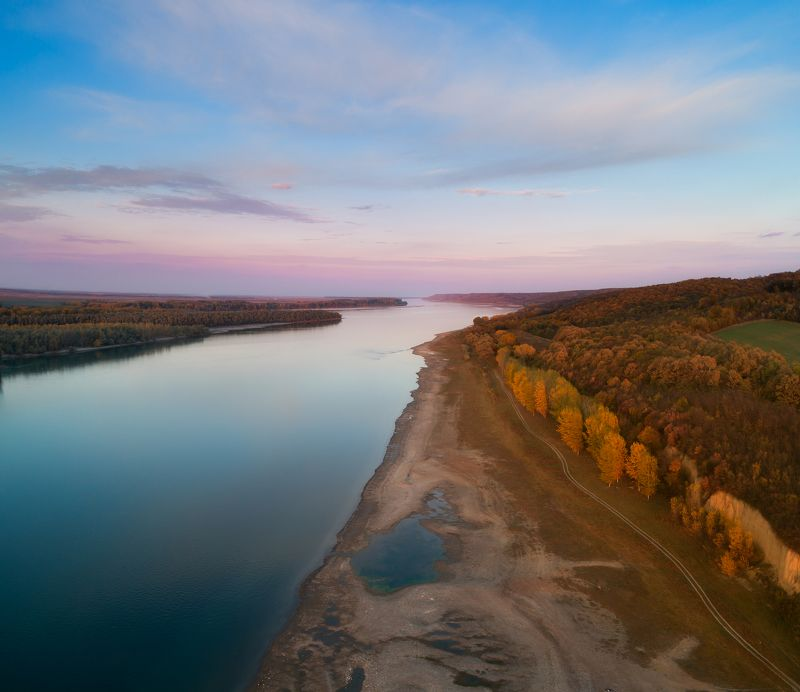 autumn,beauty,river,danube,bulgaria, Autumn beauty near Danube riverphoto preview