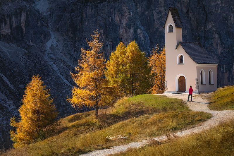 Autumn in Val Gardenaphoto preview