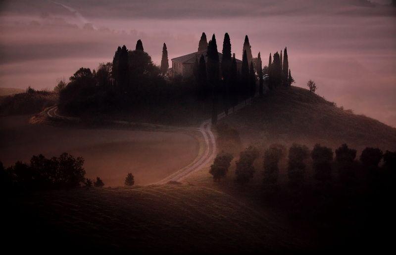 Тосканский коттеджикphoto preview