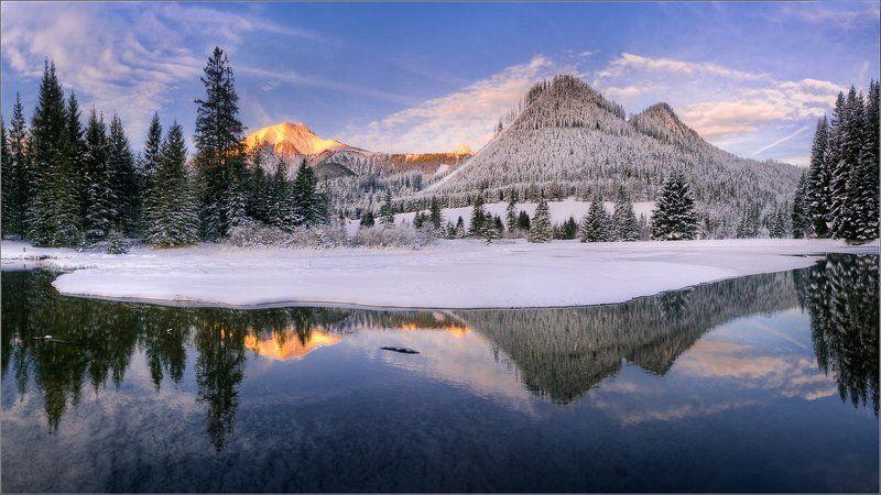 Winterspiegelungphoto preview
