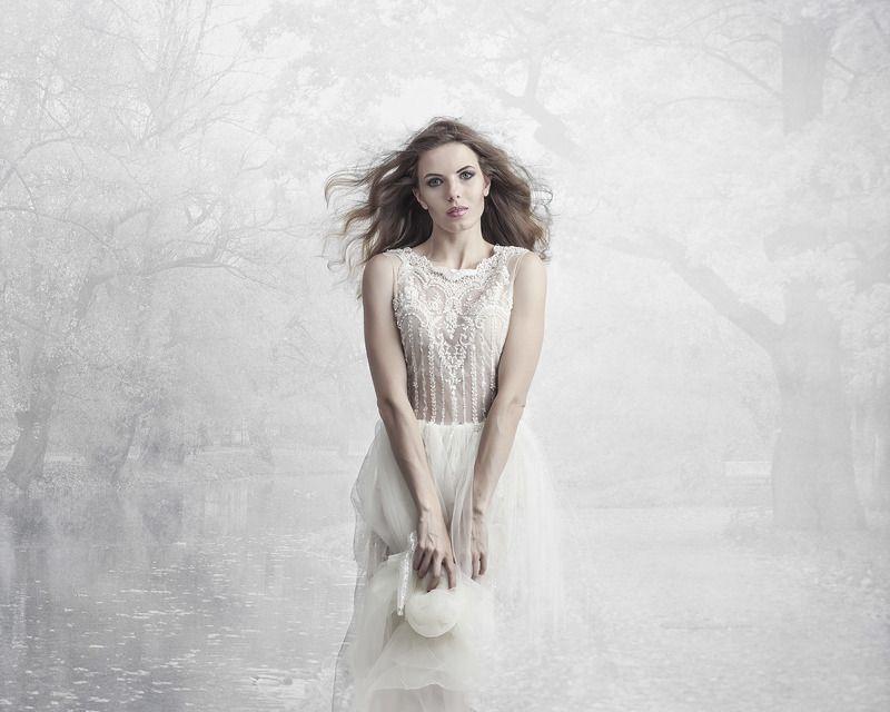 Белая осеньphoto preview