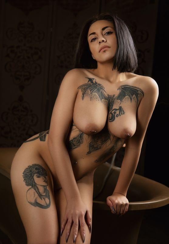 тату модель,tattoo model , model,эротика,тату,tattoo, красотки, erotic,beautiful А я такаяphoto preview