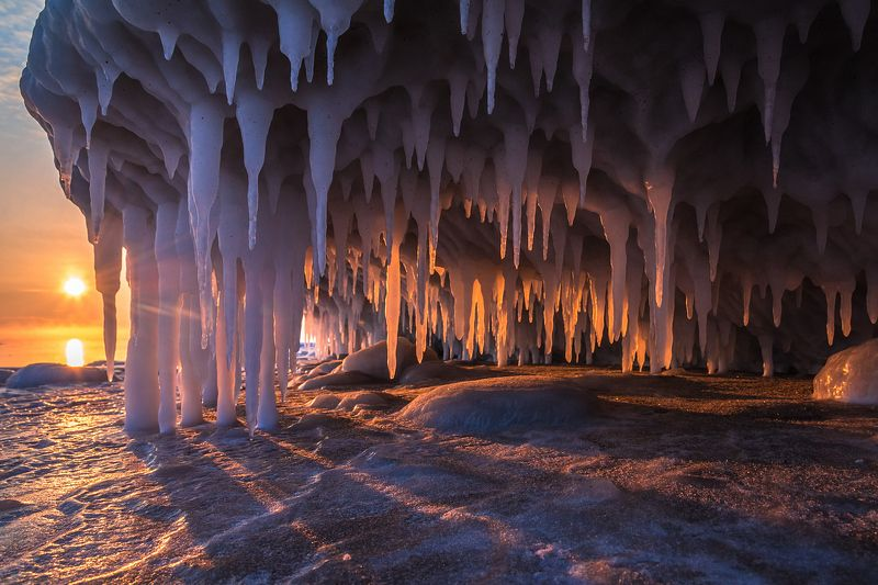 зима, море, сахалин, декабрь Декабрьские метаморфозыphoto preview