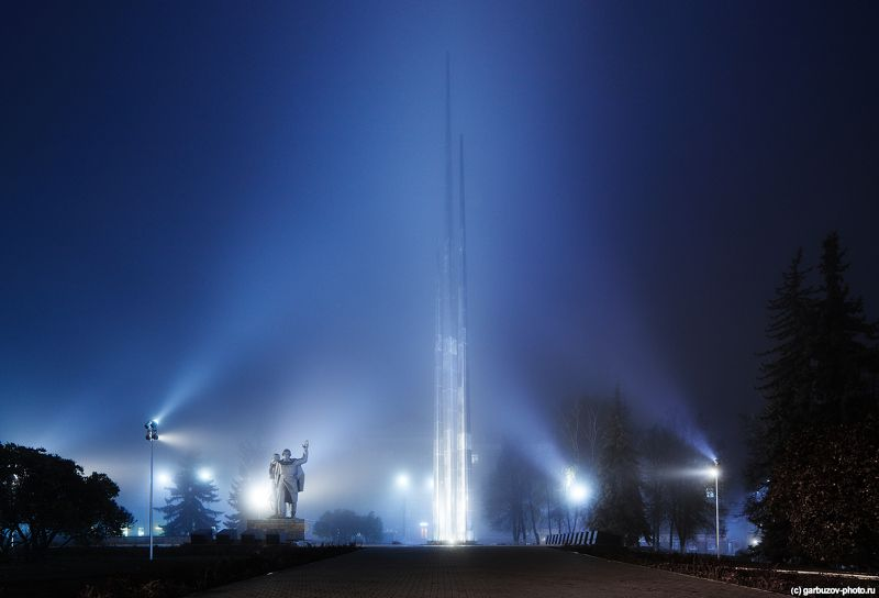 Туман, туман, слепая пелена…photo preview