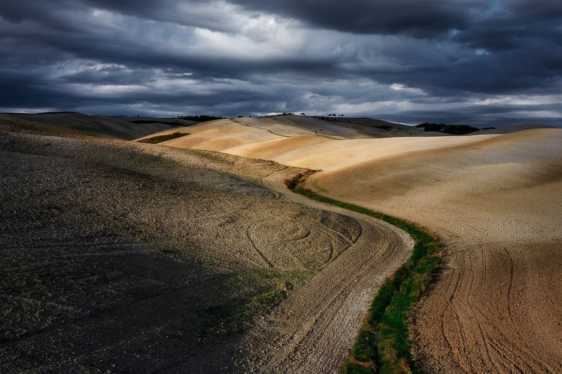 itaky, landscape, tuscany Snakephoto preview