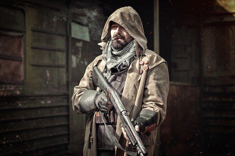 фото, портрет, цвет, люди, Украина, Полтава, Припять, Чернобыль, сталкер Сталкерphoto preview