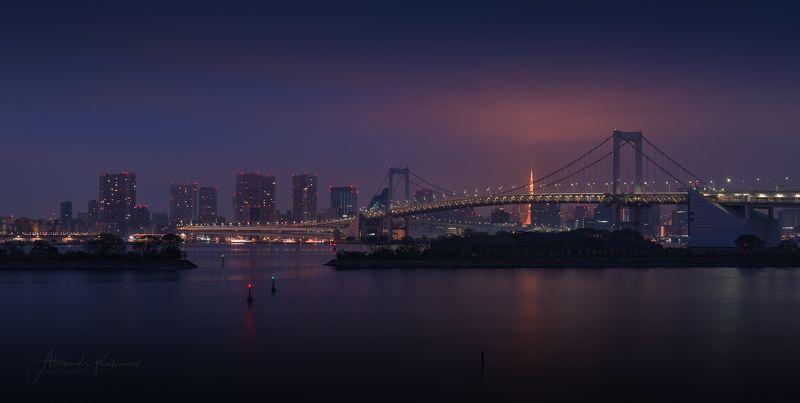 токио, япония, одайбо Токио...photo preview