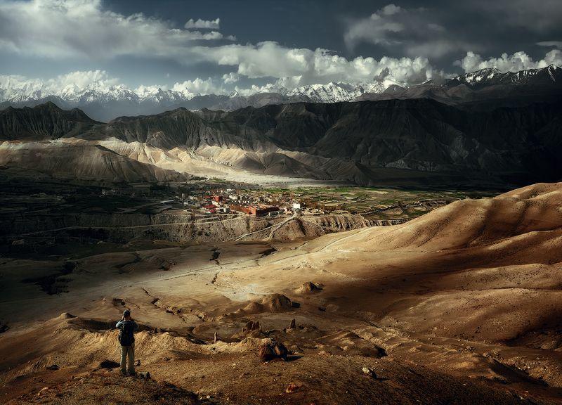Древняя столица королевства Ло Монтанг, Верхний Мустанг. Непалphoto preview