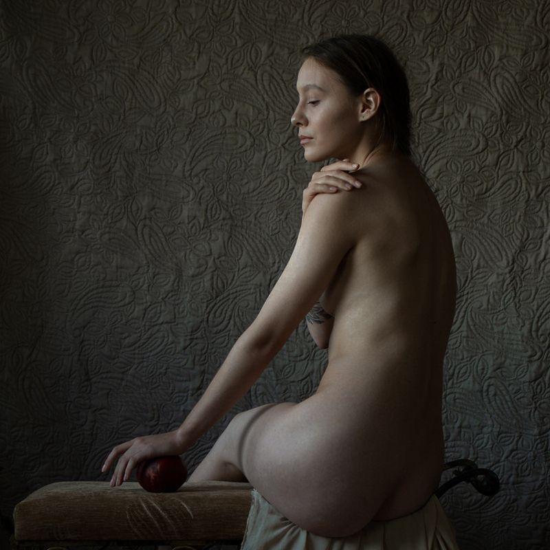 fine art nudes Девушка с персидскими корнями.photo preview