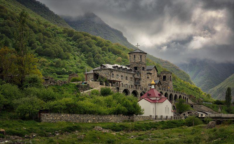 Аланский Успенский мужской монастырь.photo preview