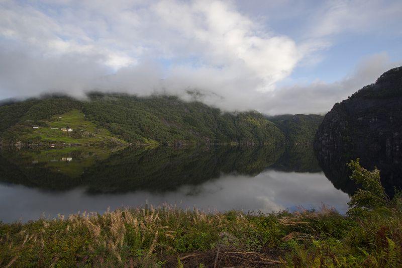 норвегия На том берегуphoto preview