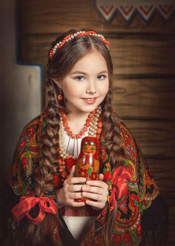 фото в образе, тематическое фото, русский стиль, баранки Катюшкаphoto preview