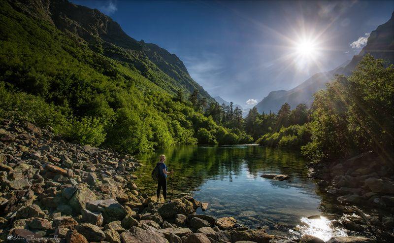 северный кавказ. Наедине с величием гор.photo preview