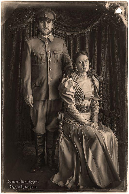 студияцитадель, портрет, военный. война, ретро, portrait Вспоминая Первую мировую...photo preview