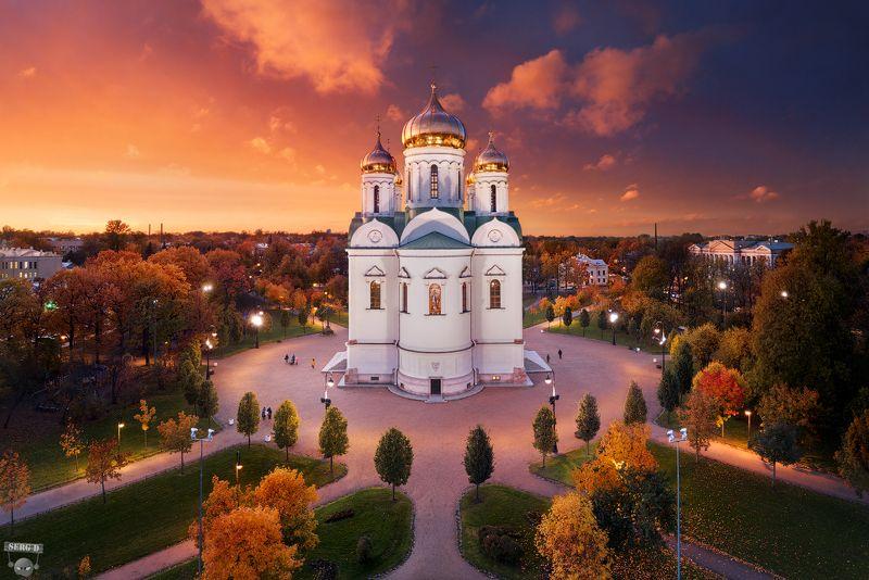 Екатерининский собор в Пушкинеphoto preview