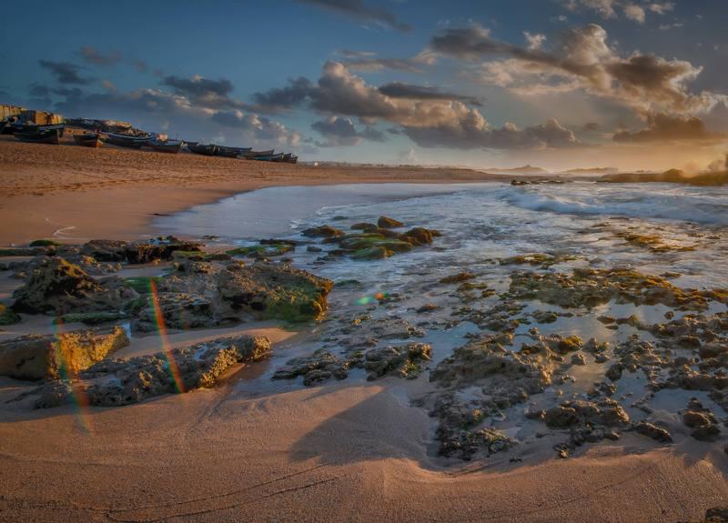 Атлантика . Вечер.photo preview