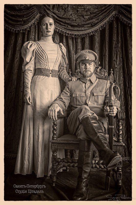 студияцитадель, портрет, portrait Вспоминая Первую мировую...photo preview