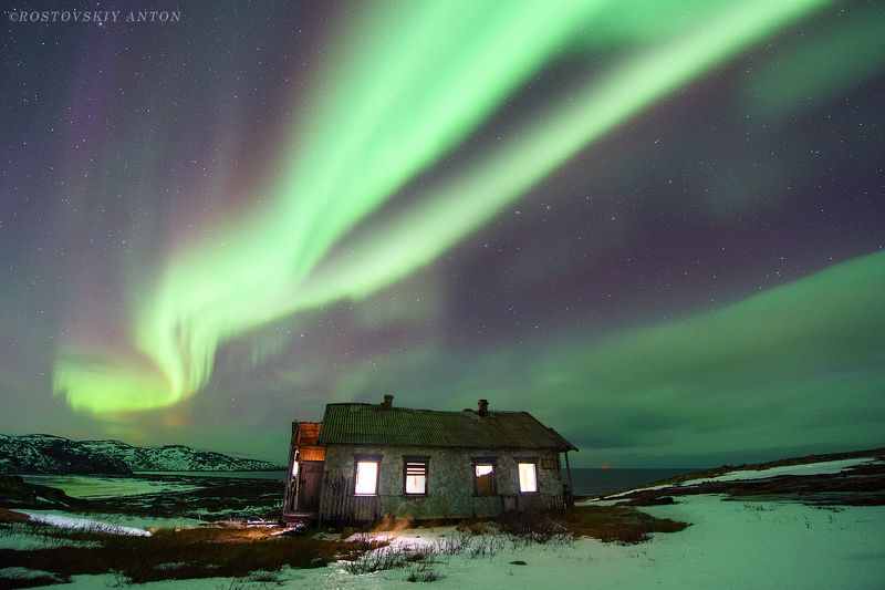 фототур, Териберка, североное сияние, фотопутешествие, полярное сияние, полярная ночь, мурманск Фототур в Териберкуphoto preview